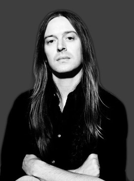 Bill Steer of Firebird and Carcass